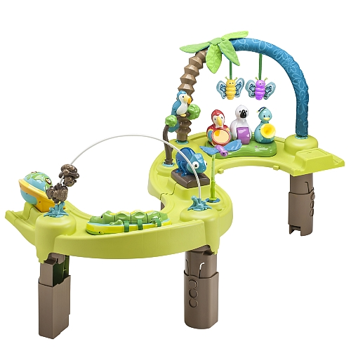 Evenflo Life in the Amazon ExersaucerSliding Monkeys Toy Arch Replacement Part